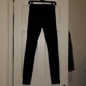 AGOLDE Sophie Black Jeans